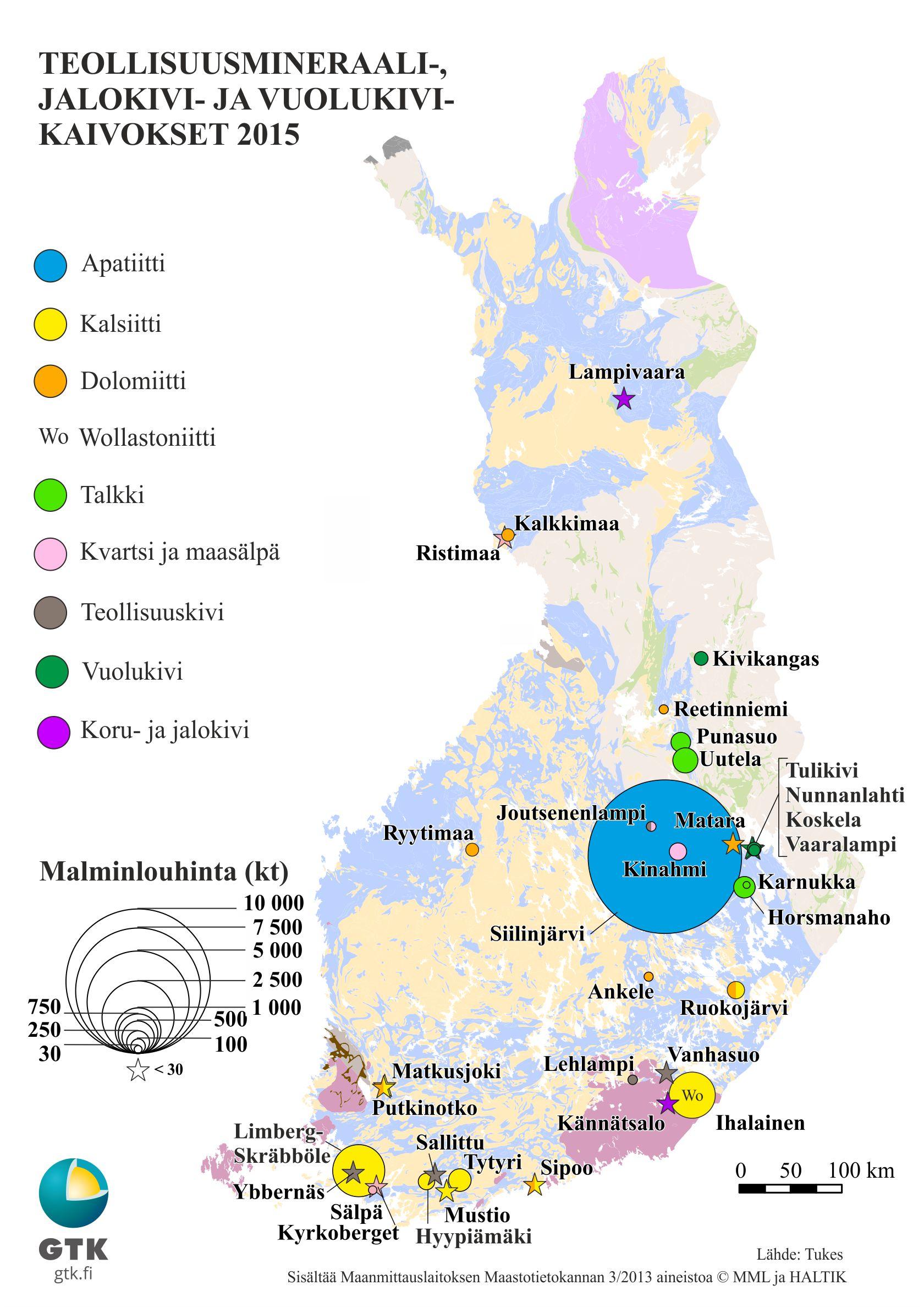 Suomen Kultaesiintymät