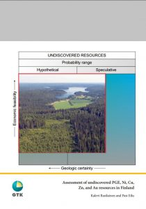 Avaa englanninkielinen esite: Assessment of undiscovered resources in Finland(Rasilainen & Eilu 2015).