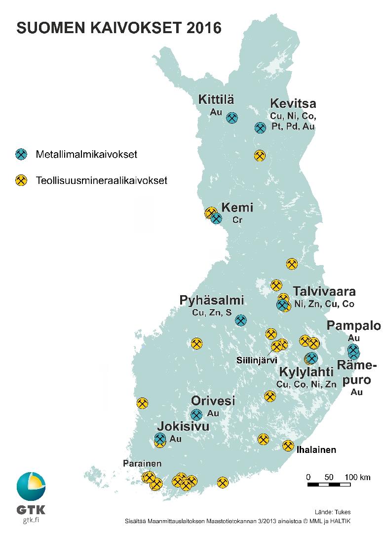 Suomen Kaivokset
