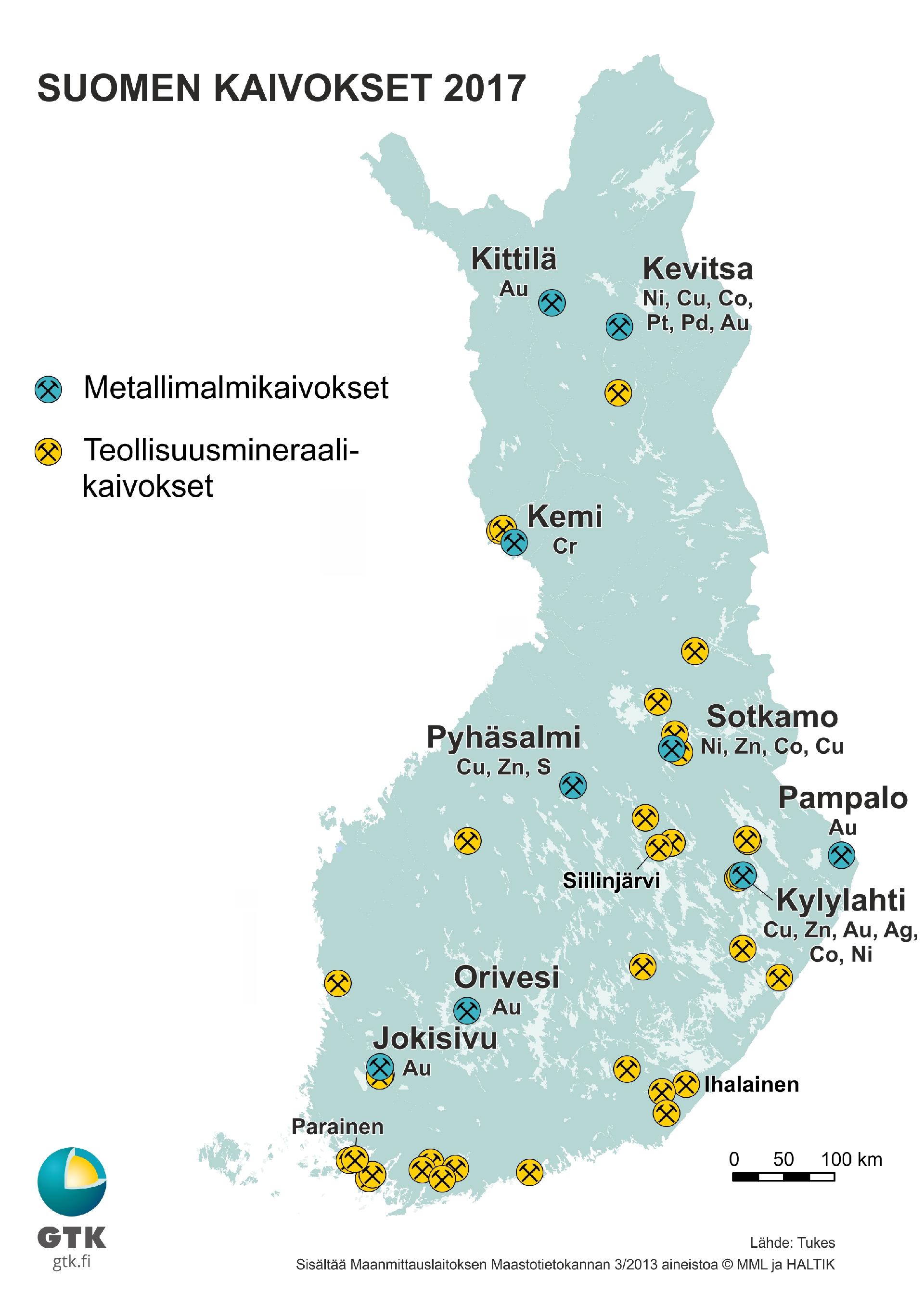 Suomen Kaivokset 2021