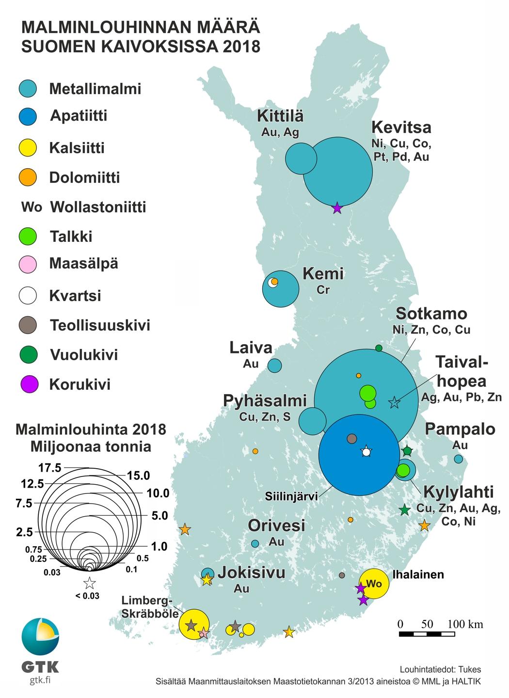 Suomen Kultakaivokset